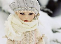 Fantastic Doll Photography by Alientune