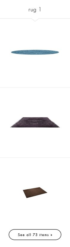 """rug 1"" by sirena59 ❤ liked on Polyvore featuring home, rugs, floors, carpet, furniture, tapetes, recycled rugs, black rug, black area rugs and black mat"