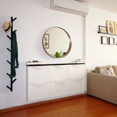 A simple ikeahack with Ikea 'Trones' shoe cabinets @the.wall.whisperer