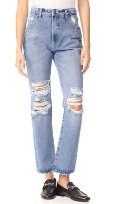 Rolla's Original Straight Jeans | SHOPBOP