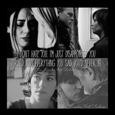 I'm just Disappointed you turned into everything you said you'd never be. ×My edit repost with credit× . Sons Of Anarchy Tara, Anarchy Quotes, Maggie Siff, Sons Of Anarchy Motorcycles, Charlie Hunnam Soa, Jax Teller, Disappointed, 4 Life, Movie Tv