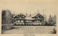 Jagdschloss in Kaiserlich Rominten (Wikipedia)