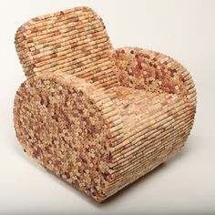 DIY : un tapis de bain en bouchon de liège!