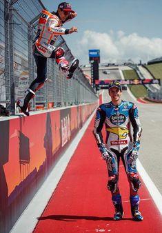 Marc Marquez, Motorcycle Suit, The Vamps, Motogp, F1, Girlfriends, Honda, Champion, Racing