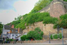 Ye Olde Trip to Jerusalem – Nottingham, England - Gastro Obscura Nottingham Castle, Christmas In England, End Of The World, Jerusalem, Places To See, Countryside, Remote, London, Mansions