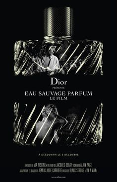 Dior Eau Sauvage Parfum The Film. - Sauvage Dior - Ideas of Sauvage Dior - Dior Eau Sauvage Parfum The Film. Parfum Dior, Best Fragrance For Men, Best Fragrances, Miss Dior, Christian Dior, Boutique Parfum, Perfume And Cologne, Perfume Bottle, Elegant Man