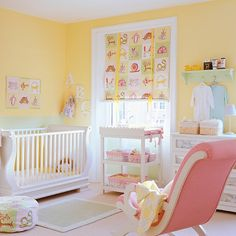 8 regal ideas for jazzing up your nursery scheme