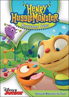 Disney Henry Hugglemonster: Roarsome Tales BUENA VISTA HO...