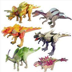 Dinosaur King Sega Toys Dinotector Figure Complete 6pcs | eBay