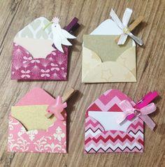 Mini cartão presente