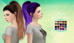 Aveira's Sims 4, Stealthic Paradox - Retexture 70 Colors + 20...