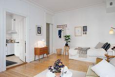 Decorando un monoambiente con muebles vintage 8