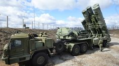 """Turnabout: Russian S400 System Coming to Syria Puts Turkey in """"No Fly Zone""""; Gordon Duff, November 25, 2015, Veterans Today: An S-400 """"Triumf"""" antiaircraft missile system. © Kirill Kallinikov"""