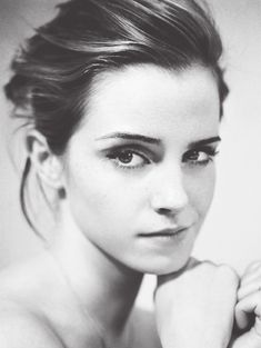 Emma Watson. I've noticed, just barely, that both of my favorite actresses are Emma's.