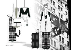 Ester Fenuta design.