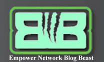 Empower Network innove BlogBeast la nouvelle plateforme révolutionnaire ! Plus performante, innovante.... le must !  Quels avantages pourriez vous en tirer ? - avoir plusieurs blogs clés en main, référencés - avoir une application iphone, smartphone, androïd... UNIQUE - pour publier des vidéos instantanément sur FB , Google +..... - pour poster des articles, des photos, des news... - pour promouvoir vos produits, vos services....  Empower Network Blog Beast http://url-ok.com/e850e1