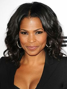 Nia Long - Medium length hairstyle