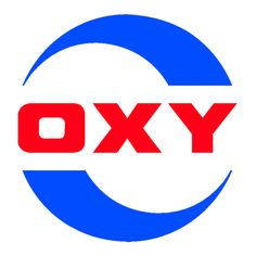 OXY logo image: Occidental Petroleum Corporation is a California-based oil and gas exploration and production company. Category: Oil and Energy