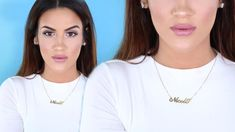 HOW TO: OVERLINE LIPS NATURALLY | Nicole Guerriero