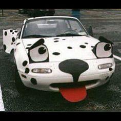 ODD CARS..or in ODD PLACES, ODD PREDICAMENTS