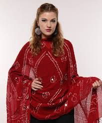 leheriya dupatta - Google Search