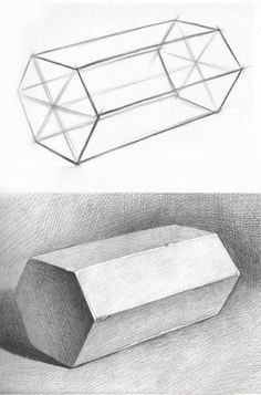 52 Geometrical Shapes Pencil Drawing Ideas - New Basic Sketching, Basic Drawing, Drawing Ideas, Geometric Shapes Drawing, Geometric Art, Pencil Art Drawings, Art Drawings Sketches, Academic Drawing, Perspective Art