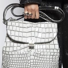 'Kent' is the one to have & to hold. Make them stare with @proenzaschouler #Handbags
