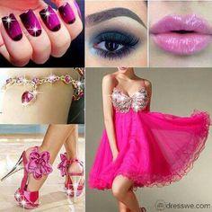 Girly♥ summer fashion