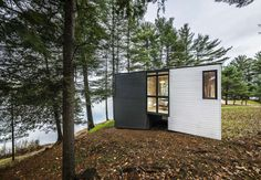 Task:  To design a small cottage using prefabricated cross-laminated-timber (CLT) to minimize costs.  Design challenge:  The site for this project is a remot...