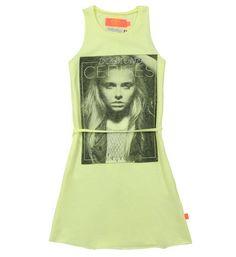 Tunique (on dirait une robe) Jaune ♥ (taille: 14 ans) pour 43 euros