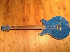 RIRA E-Gitarre - Selten in Bayern - Inzell   Musikinstrumente und Zubehör gebraucht kaufen   eBay Kleinanzeigen