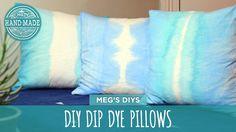 DIY Dip Dye - HGTV Handmade