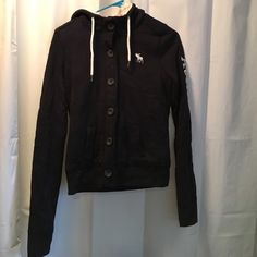 Abercrombie hoodie Size small Abercrombie & Fitch Tops Sweatshirts & Hoodies