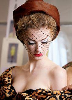 Dior glamour.