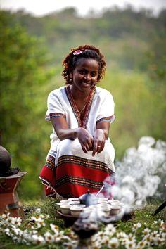 Coffee ceremony - Ethiopia