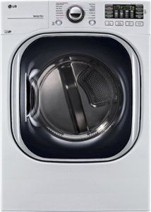 Shop LG ft Stackable Electric Steam Dryer (Black Stainless Steel) ENERGY STAR at Lowe's Canada online store. Find Electric Dryers at lowest price guarantee. Dryers For Sale, Stainless Steel Drum, Laundry Dryer, Gas Dryer, Laundry Appliances, Lg Electronics, Front Load Washer, Laundry Room Storage, Washer And Dryer