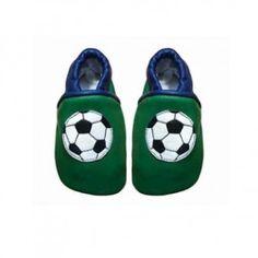 Cute Soccer Baby Boy Shoes