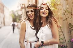Find Funny Faces Hippie Female Friends stock images in HD and millions of other royalty-free stock photos, illustrations and vectors in the Shutterstock collection. Muhammad Ali, Stylish Summer Outfits, Take Off Your Shoes, Girls Without, Hipster Girls, Female Friends, Foto Pose, Brunette Girl, Happy Women