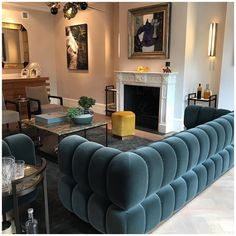 "Gefällt 556 Mal, 13 Kommentare - CASA BOTELHO (@casabotelho) auf Instagram: ""The WOW factor! Thrilled to share with you our latest bespoke furniture project in London in…"""