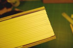 tut: Leather jointed endpapers (lederen schutblad - page de garde en cuir) by Papercut Bindery