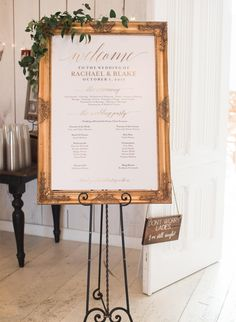 Traditional Wedding in a Big, Beautiful White Barn - Inspired By This
