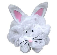 Deco Mesh Easter Bunny