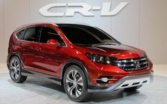 The 2014 Honda CR-V is a suv made for Prince George, made for the growing active family... made for you! Coming to www.WoodWheatonHonda.ca