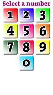Tablas de multiplicar: 0-9