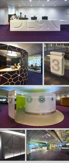 Some Corporate Interiors by Frost* | thomas creative