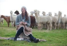 Purl Alpaca Designs: VG Helg Photographer Nina Rangøy
