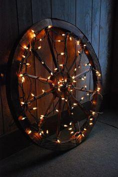 rustic wagon wheel barn wedding decor ideas