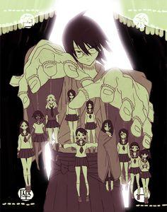 Sayonara Zetsubou Sensei さよなら絶望先生 #Anime #Manga