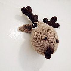 Ravelry: Hogar the Moose pattern by Sanda J. Dobrosavljev