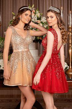 Gold Party, Bridesmaid Dresses, Wedding Dresses, 21st Birthday, Sweet 16, Short Dresses, Victoria, Prom, Princess